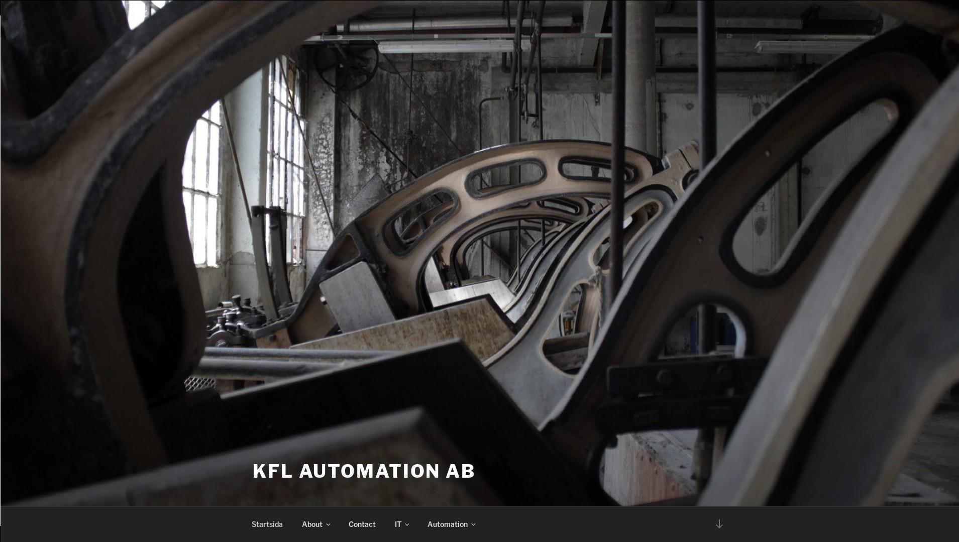 KFL Automation AB